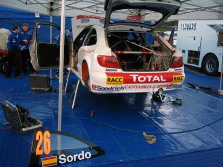 Citroen Xsara Wrc. Car: Citroen Xsara WRC